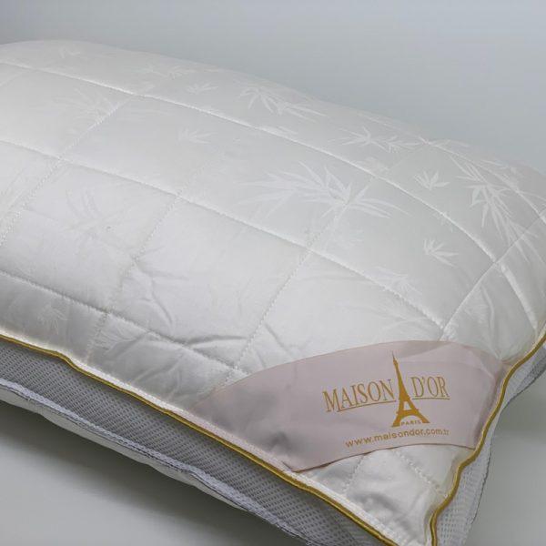 купить Подушка Maison Dor IZABELLA БАМБУК Белый фото