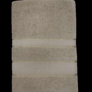 купить Махровое полотенце FaDolli Ricci Latte 1100 70x140 бежевый
