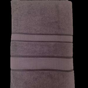 купить Махровое полотенце FaDolli Ricci 1105 Deep-brown 70x140 темно коричневый