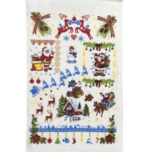 купить Кухонное полотенце Melih New Year 40x60