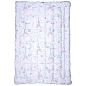 купить Одеяло Славянский пух Paris розовый