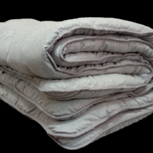 купить Одеяло Славянский пух Котон серый
