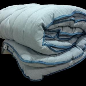 купить Одеяло Славянский пух Котон синий