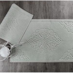 купить Набор ковриков Zugo Home Ala SuYesili 50x60+60x100