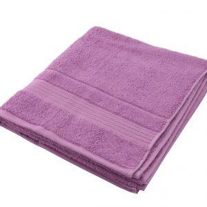 купить Махровое полотенце Ozdilek Trendy a.lila 50x90 лиловый Лиловый фото