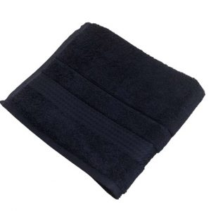 купить Махровое полотенце Ozdilek Trendy lacivert 50x90 синий Синий фото