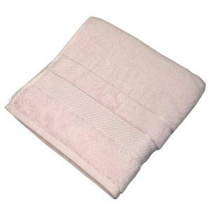 купить Махровое полотенце Ozdilek Trendy a.pembe 50x90 розовый Розовый фото