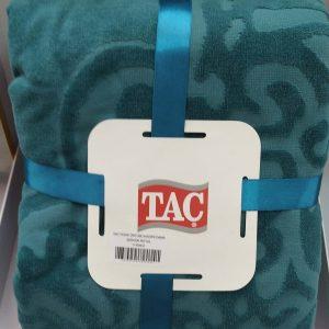 купить Махровое покрывало-простынь TAC Dama Royal 200×220