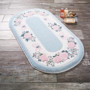 купить Коврик для ванной Confetti Rose Frame Mavi