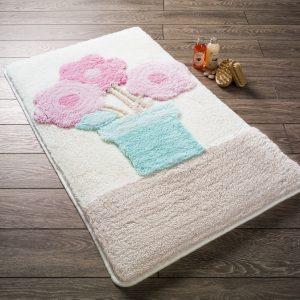 купить Коврик для ванной Confetti Midas P. Pink