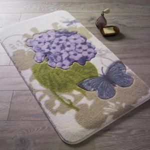 купить Коврик для ванной Confetti Pia Purple