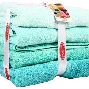 купить Набор полотенец в ванную RAINBOW S.Yesili 4шт