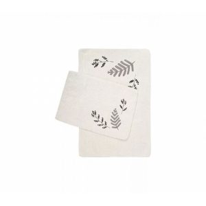 купить Набор ковриков Irya Finola gri 60*90|40*60