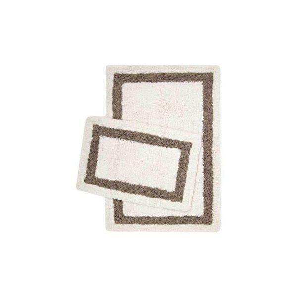 купить Набор ковриков Irya Liberte beyaz 60*90|40*60