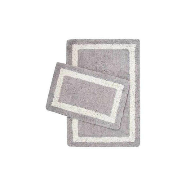 купить Набор ковриков Irya Liberte gri 60*90 40*60