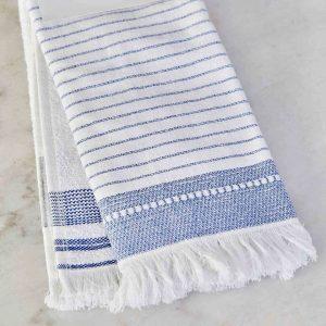 купить Набор кухонных полотенец Karaca Home Alina indigo 60*40 2шт