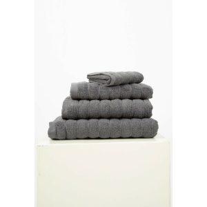 купить Набор полотенец Irya Frizz microline antrasit 30*50 3 шт