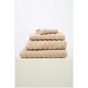 купить Набор полотенец Irya Frizz microline kahve 30*50 3 шт