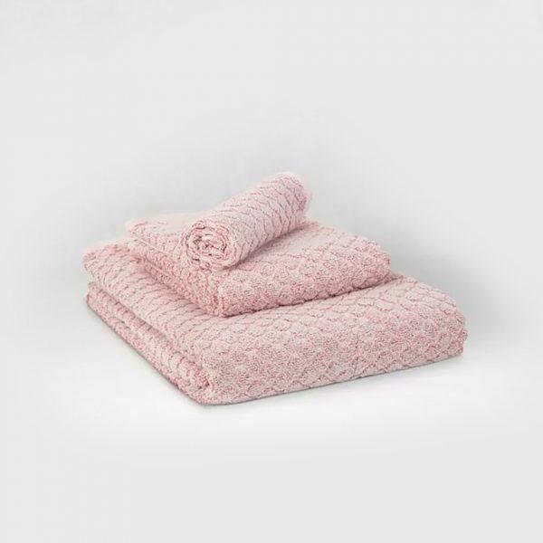 купить Набор полотенец Irya Jena pembe розовый 2шт