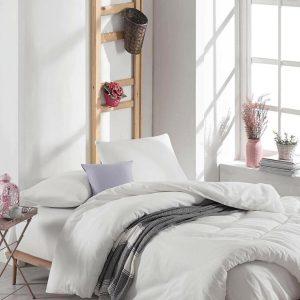 купить Постельное белье Eponj Home Paint D.Boya Krem Кремовый фото