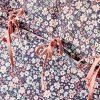 купить Постельное белье Karaca Home Flori somon Розовый|Серый фото 110883