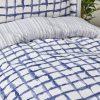 купить Постельное белье Karaca Home Malavi mavi Синий фото 110891