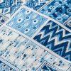 купить Постельное белье Karaca Home ранфорс Pietra mavi Синий фото 110936