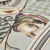 купить Постельное белье Karaca Home ранфорс Zeugma kahve Бежевый фото 110943
