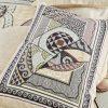 купить Постельное белье Karaca Home ранфорс Zeugma kahve Бежевый фото 110944