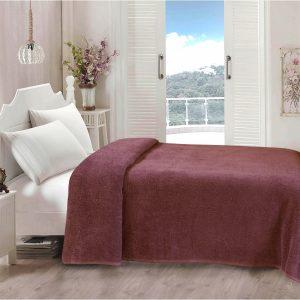 купить Простынь Iris Home махровая Renaissance rose 190*220