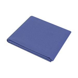 купить Простынь Iris Home premium ранфорс Синий 180*215