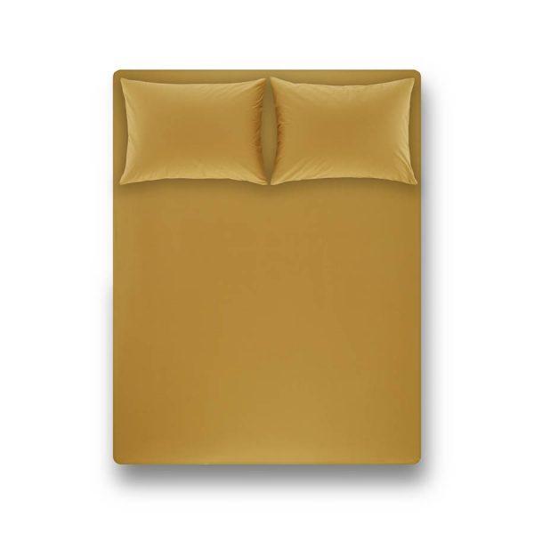 купить Простынь на резинке с наволочкой Penelope Laura moss green